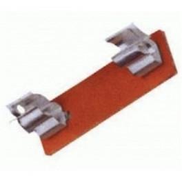 Poistkové púzdro do DPS , poistka -20 mm