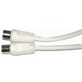 Kvalitný prepojovací kábel TV IEC kolik