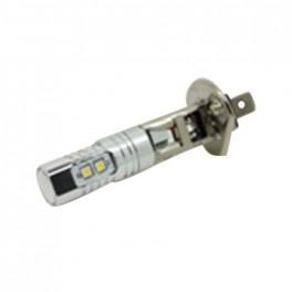 LED žiarovka 12V s päticou H1, 10LED Samsung