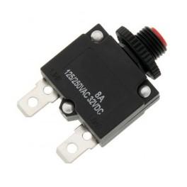 Termobimetalický vypínač MR1 8A