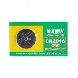 Batéria CR2016 MOTOMA lithiová