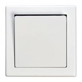 Vypínač Jowa č. 1 jednopólový biely