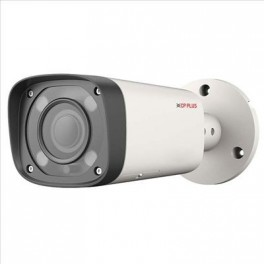 2.0 Mpix vonkajšia HDCVI kamera s IR prisvitom