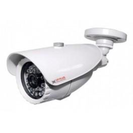 Vonkajšia farebná kamera s IR prísvitom