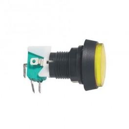 Pepínač tlačítko.ON-(ON) 250V/10A s mikrospínačem