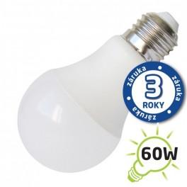 Žiarovka LED A60 E27 10W biela prírodný (Pc) TIPA