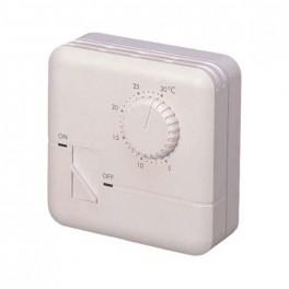 Analógový nástenný termostat TH-555 s termistorom