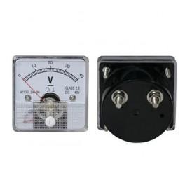 Analogový merací prístroj - voltmeter , 0 - 40V