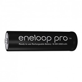 Batéria AA (R6) nabíjacia Eneloop čierna