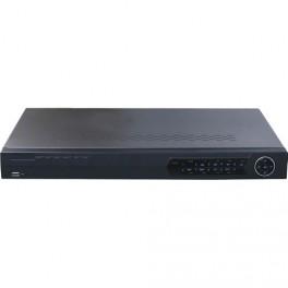 Sieťový videozáznamník pre 8 IP kamier, H264