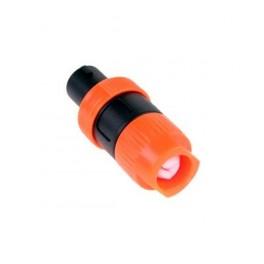 MK003 Zastrčka reproduktórová SPEAKON na kábel
