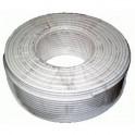 Kábel koaxiálny 3C2V - 75ohm(1m)