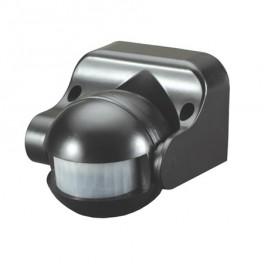 PIR senzor (pohybové čidlo ČIERNE) W180 S (LX39)