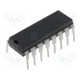 IC:digital;4bit,binarycounter;Series:HC;THT;DIP16