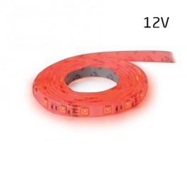 LEDpásik12V5050 60LED/mIP20max.14.4W/mčervená0,5cm