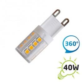 Žiarovka LED G9 4W biela prírodná