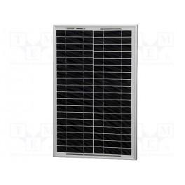 Fotovoltaický článok: fotovoltaický článok; 2,3kg;