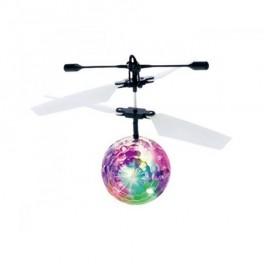 UFO HELI BALL DIAMOND Lietajúci so senzorom svieti