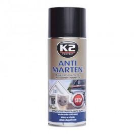 K2 Sprej na ochranu kabeláže proti hlodavcom a kun