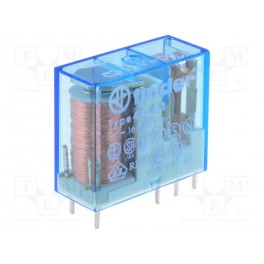 Relé: elektromagnetické; SPDT; Ucievky:12VDC; 16A/