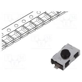 Mikrospínač TACT; SPST-NO; Polohy:2; 0,05A/32VDC;