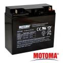 Olovnatá batéria 12V / 17Ah MOTOMA bezúdržbová bat