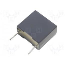 Kondenzátor: polypropylénový; X2; 3,3uF; 27,5mm; ±