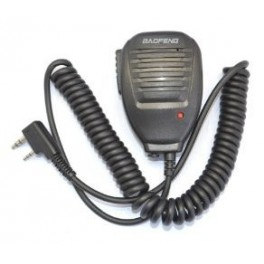 Baofeng externí mikrofon a repro