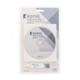 DVD čistiace KÖNIG TVDLC10