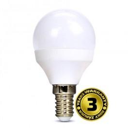 Žiarovka LED G45 E14 6W biela studená