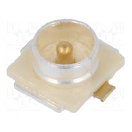 Konektor: U.FL (IPX/AMC); zásuvka; 50Ω; SMT; vidli