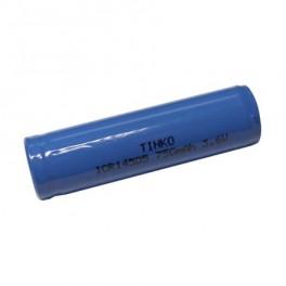 Nabíjací článok LiFePO4 ICR14505 3,6V / 750mAh