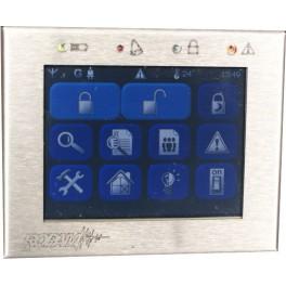 TPR-1 dotykový panel, 3,5´´ TFT LCD