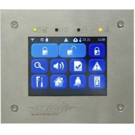TPR-1F dotykový panel, 3,5´´ TFT LCD