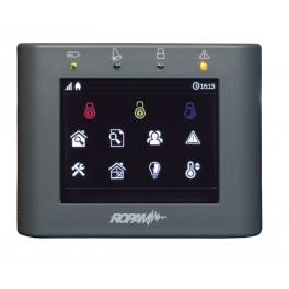 TPR-2B-O dotykový panel, 3,5´´ TFT LCD