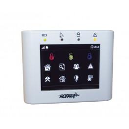 TPR-2W-O dotykový panel, 3,5´´ TFT LCD