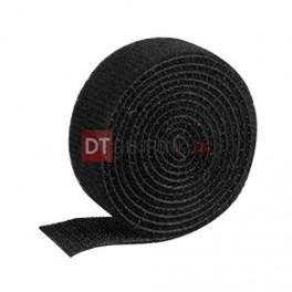 Univerzálna sťahovacia páska 1,2m čierna