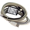 USB-MGSM kábel USB pre programovanie zariadenia
