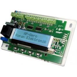 AP-Aero príjmač s LCD pre bezdrôtový systém Aero