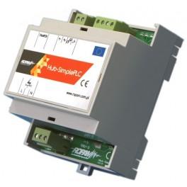 Hub-SimplePLC-D4M ovládač zariadení SmartPLC