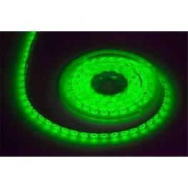 Led pás 300x1210 SMD zelený 5m - vodotesný