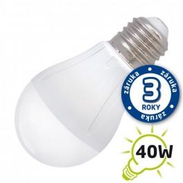 Žiarovka LED A55 E27 5W biela teplá (Pc)