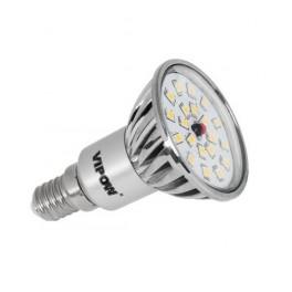 Žiarovka LED (20SMD2835) 4W,E14 3000K 230V