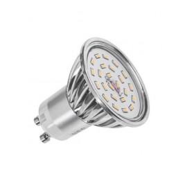 Žiarovka LED (24SMD 3014) 6W GU10 230V 3000K