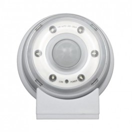 Lampa LED s magnetom a pohybovým senzorom
