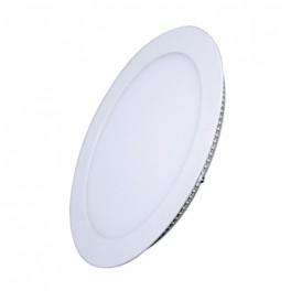 LED mini panel podhladový, prírodné, guľaté, PP08