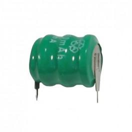 Akupack NiMH 3,6V/80mAh (3x knoflík)