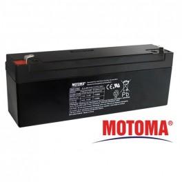 Olovená batéria- gélová 12V 2,3Ah