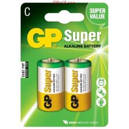 Alkalická batéria ACCU , LR14, 1,5V