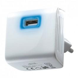 Adaptér USB 5V/2400mA biely DC08